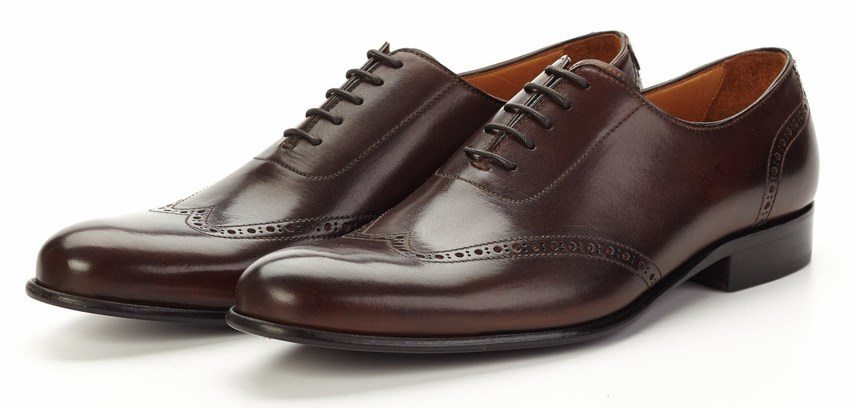 Wingtip Dress Shoes Made By Paul Evans
