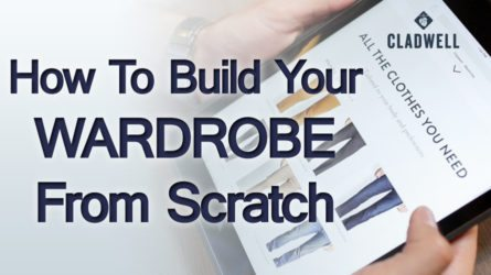 Build your wardrobe from scratch