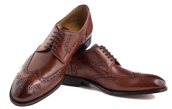 A Man's Guide to Wingtip Dress Shoes