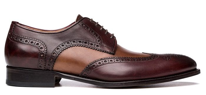 843d69d76d2f1 A Man's Guide to Wingtip Dress Shoes | How Full Brogue Shoes Fit ...