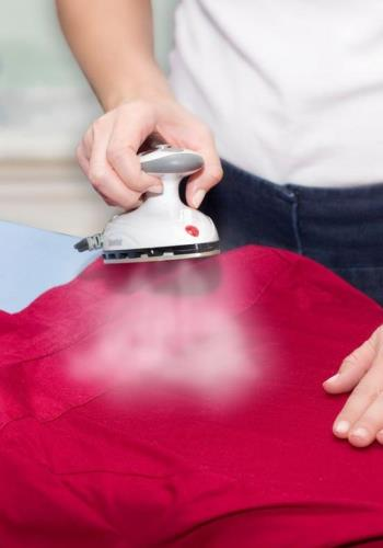 how to use a iron steamer