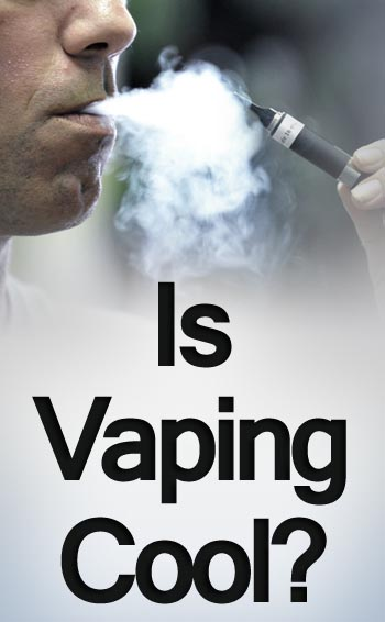 Is Vaping Cool?   How Vaping is Perceived and its Effects   Reseach & Data  On Vape & Hookah