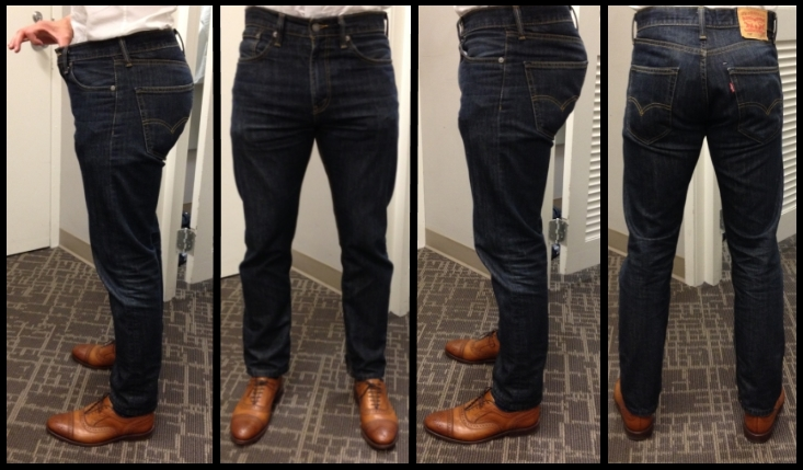 How to Buy Jeans for Men with Muscular Legs