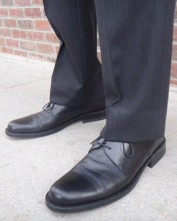 How To Break In Dress Shoes Mens