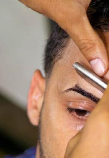 Eyebrow Styles: 5 Tips On How To Groom Men's