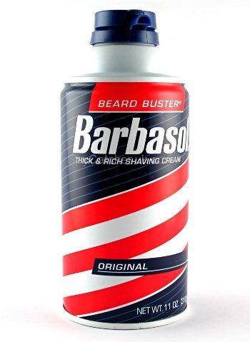 Barbasol Beard Buster Soothing Shaving Cream