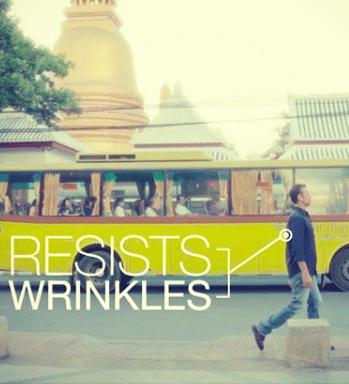Wrinkle-Free Travel Shirt