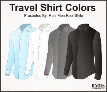 Travel Shirt Colors