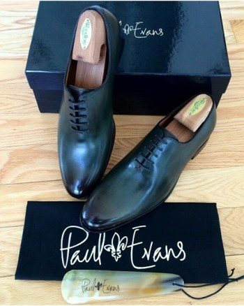Paul Evans Wholecut Shoes