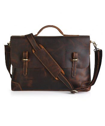 The colour of the briefcase