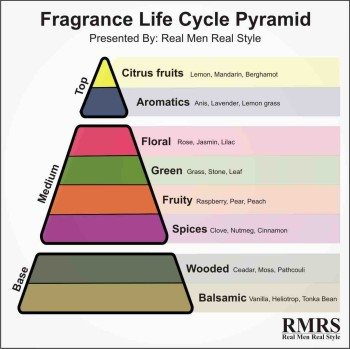Perfume Pyramid 3