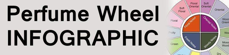 Perfume Wheel Infographic
