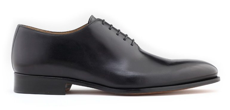 Leather Shoes Wholecut