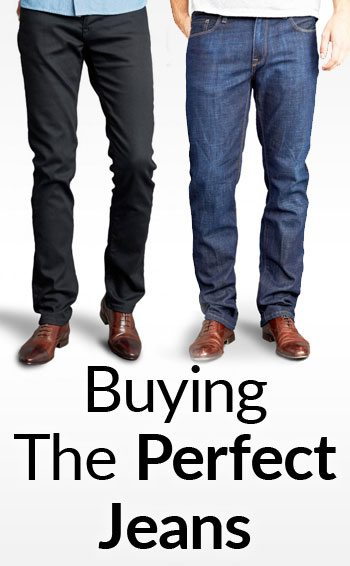 How To Buy The Perfect Pair Of Jeans | 5 Common Denim Styles And
