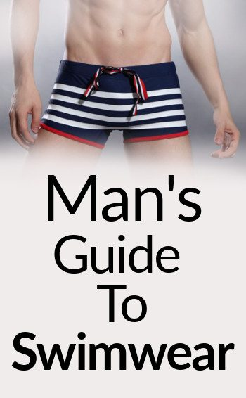 Man's Guide to Swimwear tall