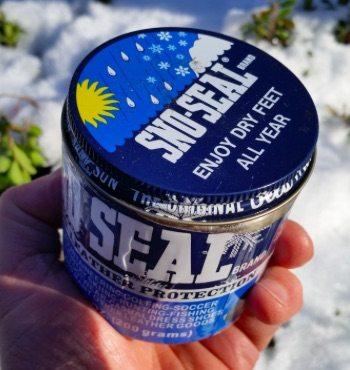 Sno Seal Weatherproofing