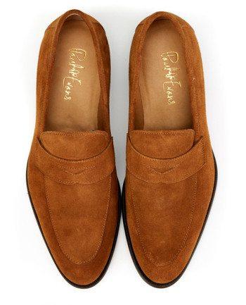 Stweart penny loafers
