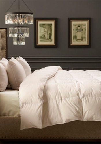 Vero Linen Down Comforter 1
