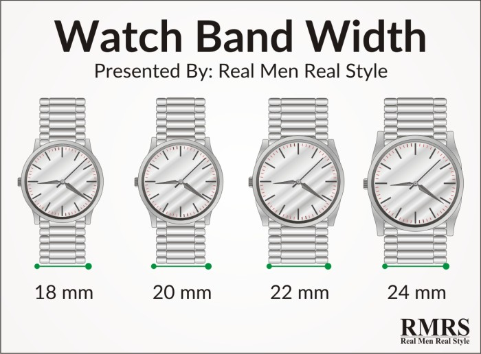 Watch Band Width (1)