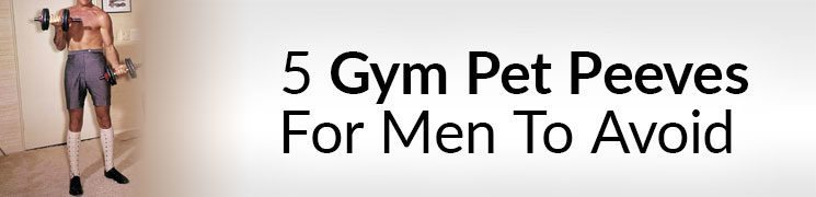 Common Gym Style Mistakes Men Are Making | 5 Items To Quit Wearing When Working Out
