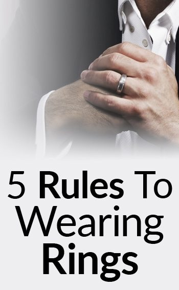 5 rules to wearing rings ring finger symbolism Which finger to wear ring for single