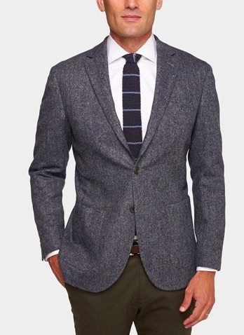 Ledbury Gray Sports Jacket