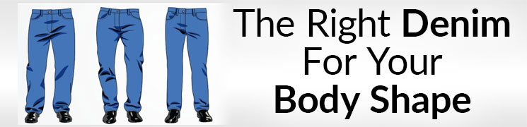 mens jeans fit guide body type