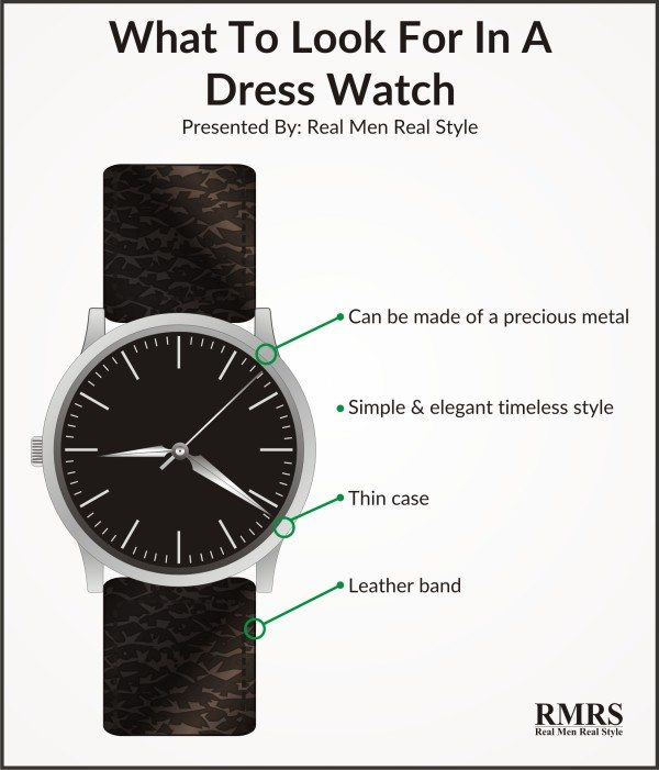Man S Guide To Dress Watches How To Buy A Man S Dress Watch