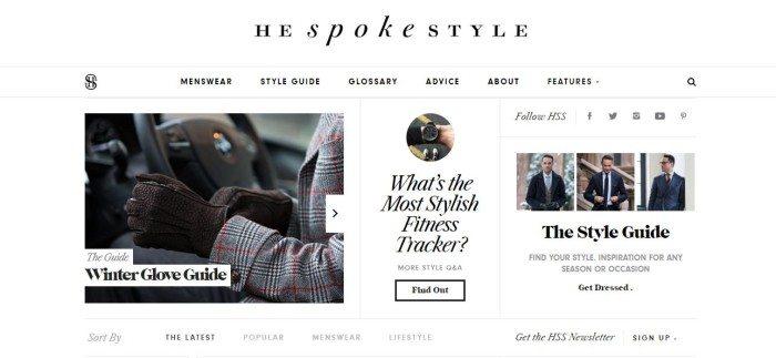 HeSpokeStyle