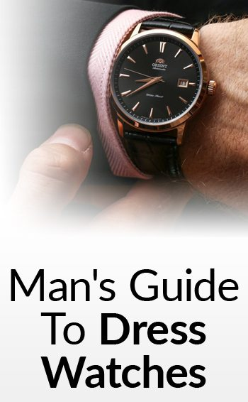Mans guide to dress watches how to buy a mans dress watch fandeluxe Epub