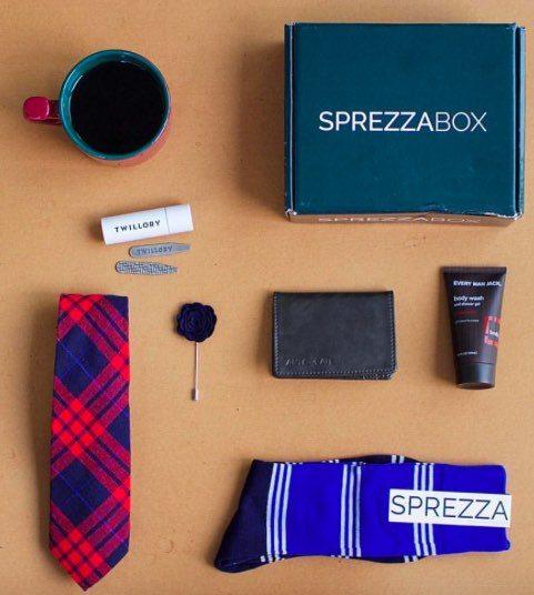 SprezzaBox Style Choice