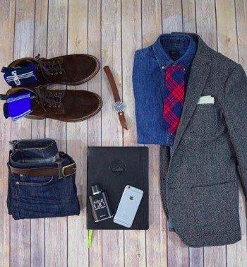 Sprezzabox outlay clothes