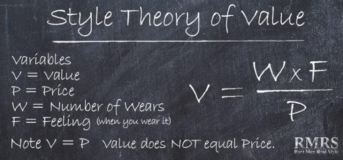 stye theory of value