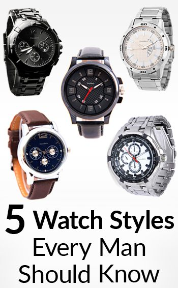 5 styles every should men s guide to