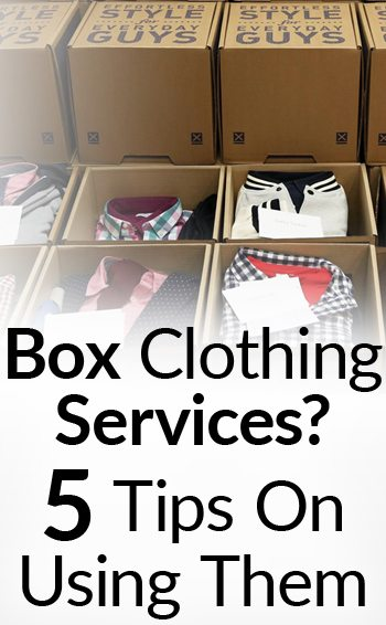 Mens Clothing Subscription >> 5 Things To Consider Before Signing Up For A Box Clothing Service