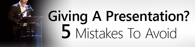 10 speaking tips advanced presentation advice how to give a 5 public speaking mistakes to avoid tips on giving an effective presentation dont ruin your speech m4hsunfo