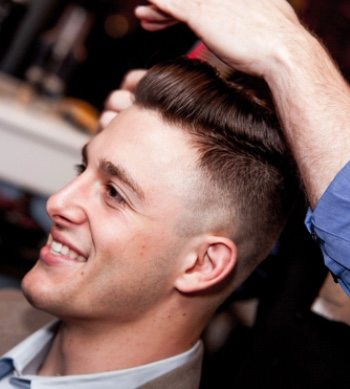 Barber-Styling-Hair