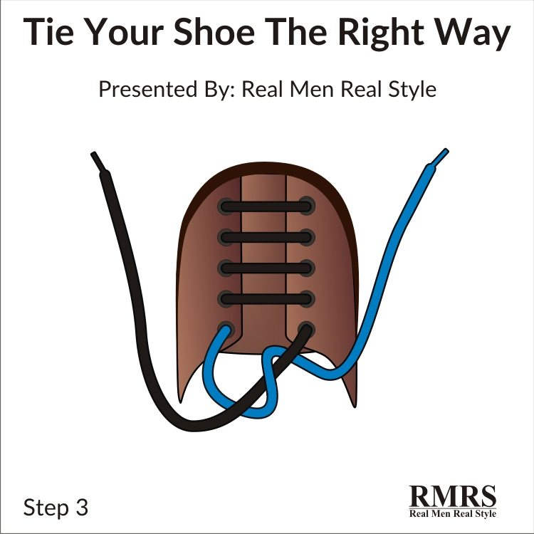 How to tie your shoes the right way one simple trick to tying v2 3 ccuart Images