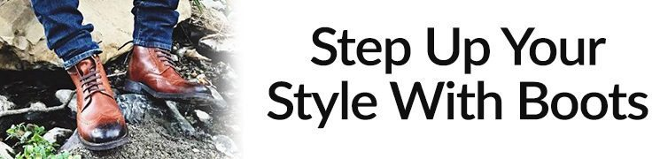 Upgrade Casual Men's Wardrobe With One Item | Step Up Your Style With Boots | How To Wear The Dress Boot