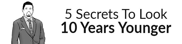 5 Secrets To Look 10 Years Younger | Anti-Aging Tips | Keep Your Youthful Looks & Slow Down Aging Process