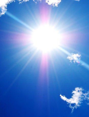 bright-sun-in-sky