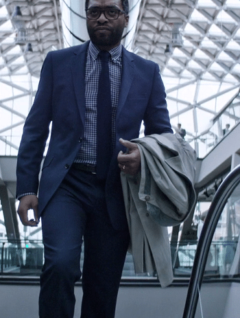 Chiwetel Ejiofor Inspired Full Outfit