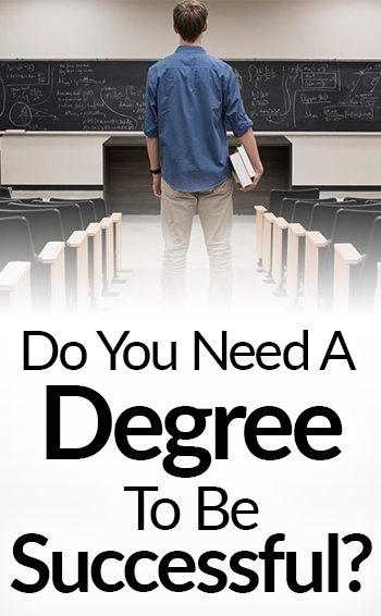 college degree doesnt guarantee a job