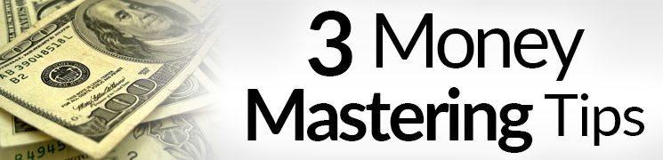 3 Tips to Master Money | Antonio's Net Worth? | Is It Polite To Discuss Money?