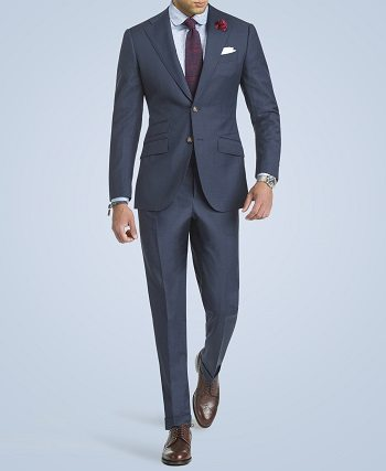 5 Outfits ONE Navy Suit   KILLER Looks From Classic Menswear ...