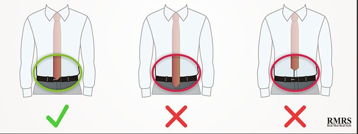 necktie-length