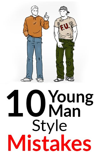 10 young man style mistakes tall