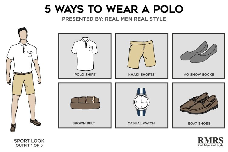 Can You Wear A Polo With A Suit?