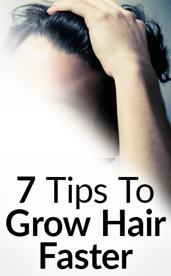 tips on how to let your hair grow faster