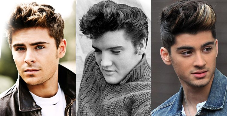 10 Most Attractive Men's Hairstyles